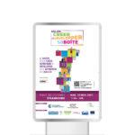 Salon créer sa boîte en Alsace - Campagne de communication - Les Créatonautes - agence de communication strasbourg alsace