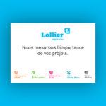 Lollier ingénierie - campagne de communication - Les Créatonautes - agence de communication strasbourg alsace